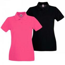 Damen-Poloshirt bedrucken