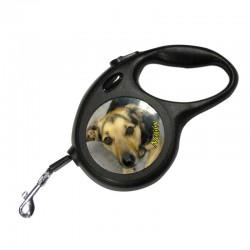 Hundeleine zum Ausziehen bedruckbar