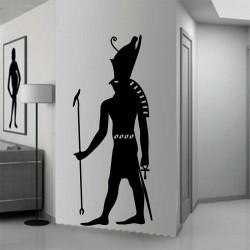 Wandtattoo Horus ägyptischer Falkengott