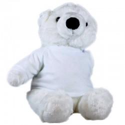 Eisbär mit Shirt zum Selbstgestalten